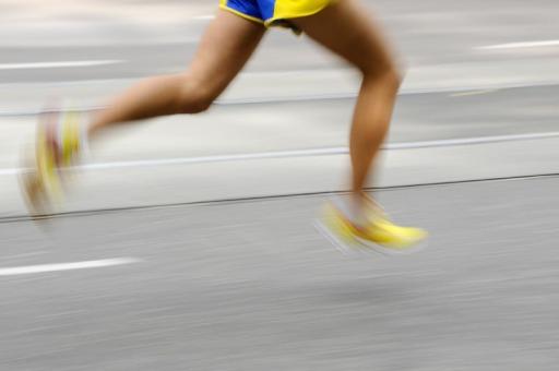 Running-blur